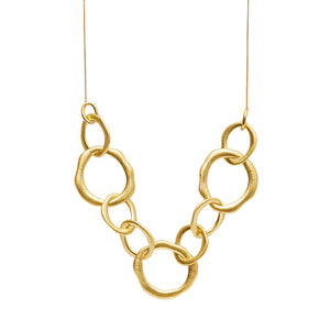 Gold Avery Necklace