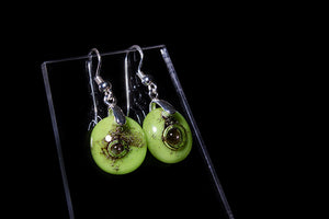 Glass Earrings - Rita Griškonytė