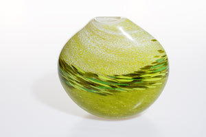 Small Green Vase