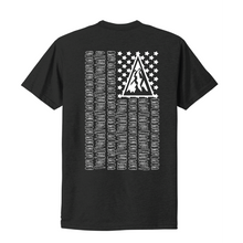 Load image into Gallery viewer, Bullet Flag Tee
