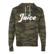Load image into Gallery viewer, Camo Sleeve Patch Hoodie