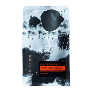 Code Black Coffee- Colombia- Juan Carlos Diaz 250G