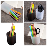 Desk Organizer SET-4 - Pen Holder Cup Storage