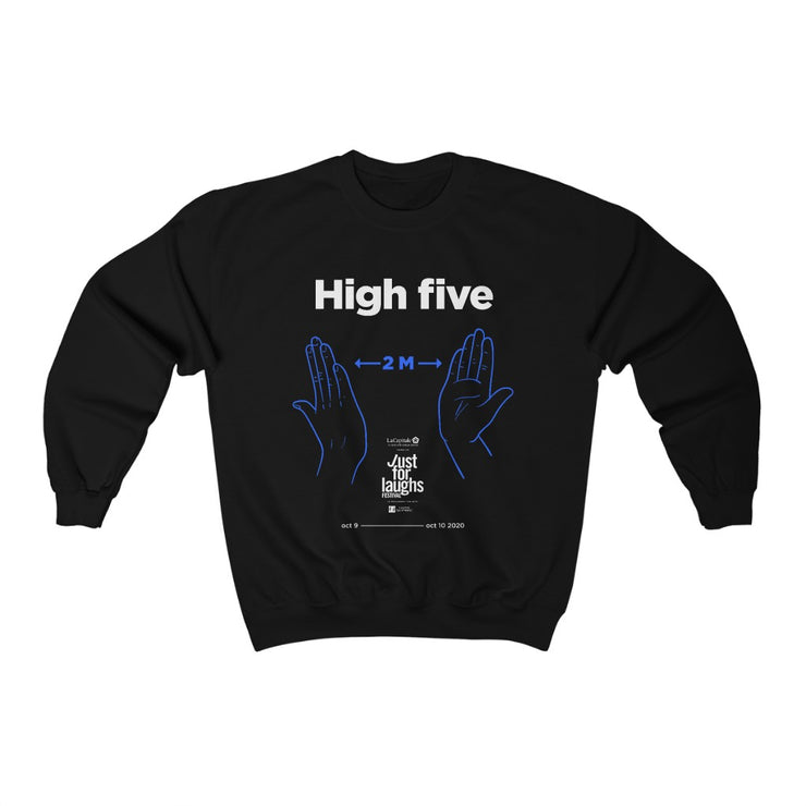 High five - Unisex - Crewneck Sweatshirt