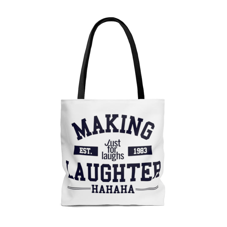 Making laughter - Tote Bag