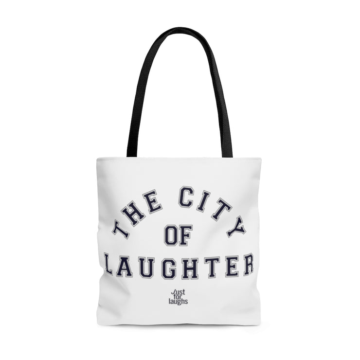 The city of laughter - Tote Bag