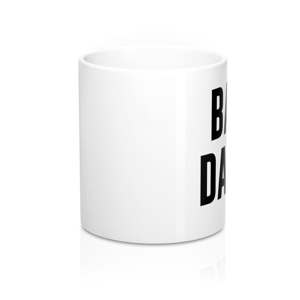 Baby Daddy 11 Oz Coffee Mug