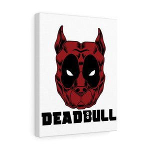 Deadbull 11x14 Canvas Wall Art