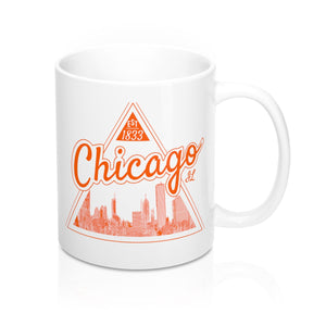 Chicago Est 1833 11 Oz Coffee Mug