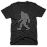 mens Bigfoot shirt