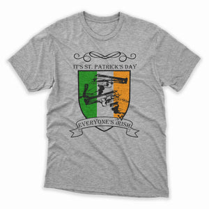 Everyone's Irish Mens Shirt