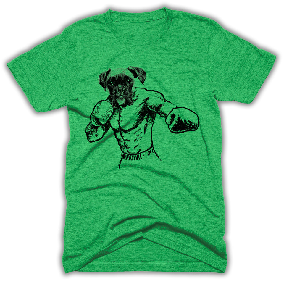 boxer breed shirt