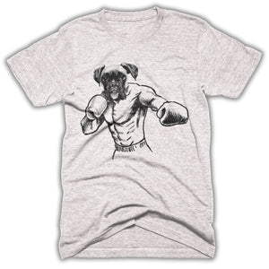 boxer dog shirt