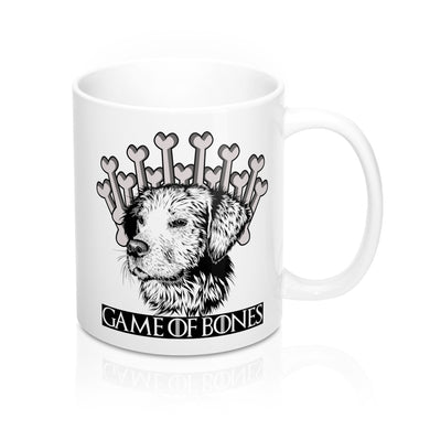 Game Of Bones 11 Oz Coffee Mug