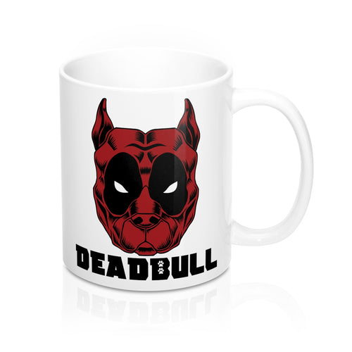 Deadbull 11 Oz Coffee Mug