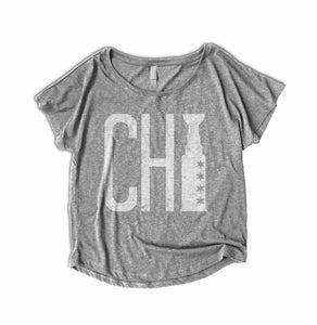 womens chicago shirt