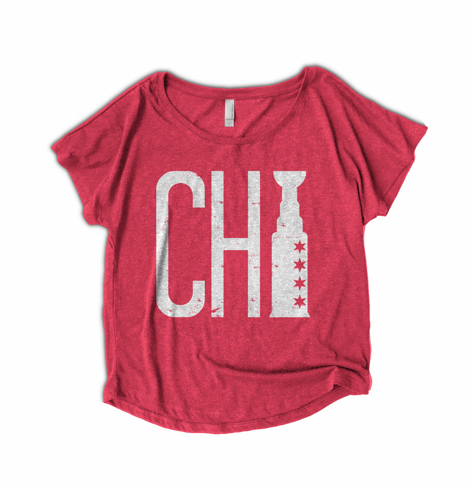 chicago hockey shirt