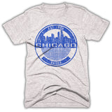 Chicago raised shirt