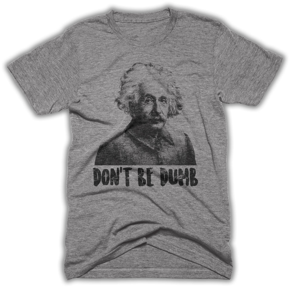 funny Albert Einstein shirt