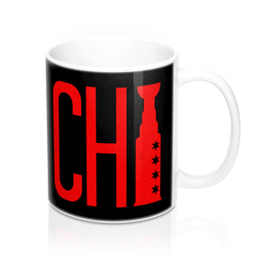 Chi Cup 11 Oz Coffee Mug