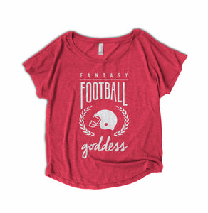 womens fantasy football shirt
