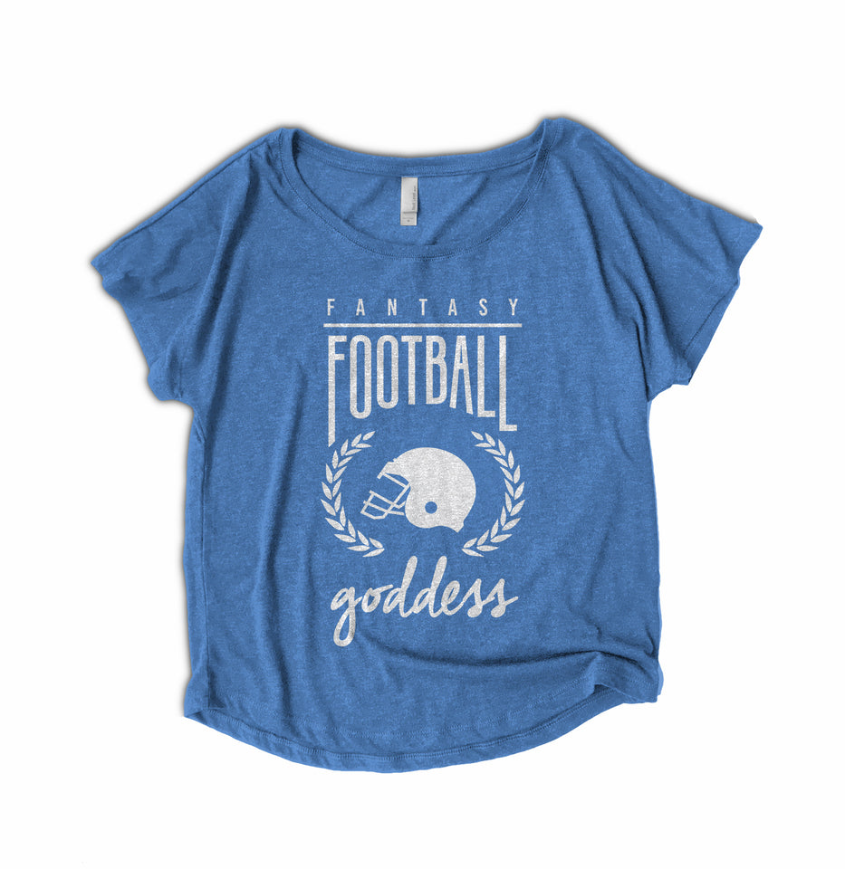 Fantasy Football Goddess Womens Shirt
