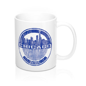 Chicago Raised 11 Oz Coffee Mug