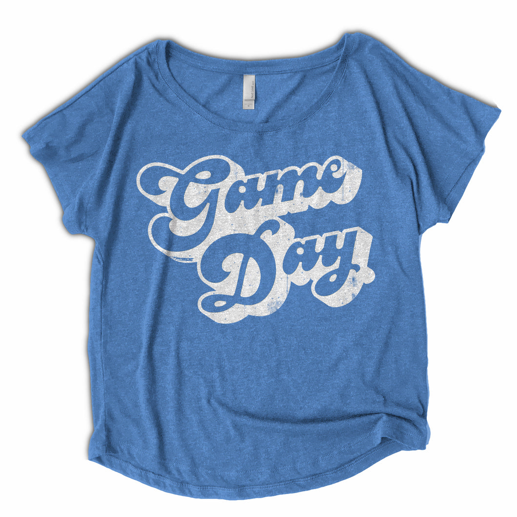 womens game day shirt