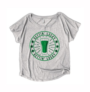Gettin' Lucky Women's Shirt