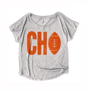 Chi Football Womens Shirt
