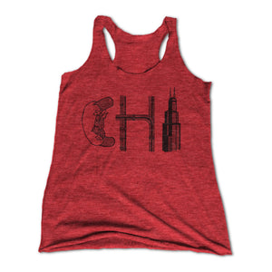 chicago tank top