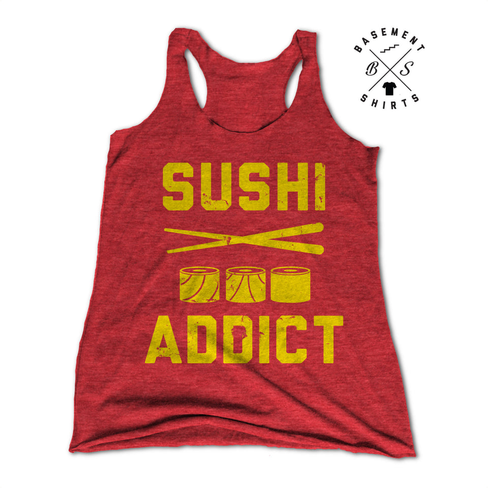 Sushi Addict Women's Tank Top