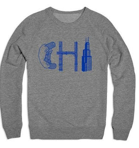 Chi Hot Dog Crew Neck Sweater