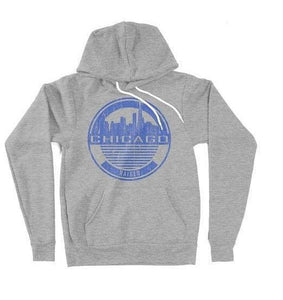Chicago Raised Unisex Hoodie