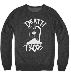 Death By Tacos Men's Sweater