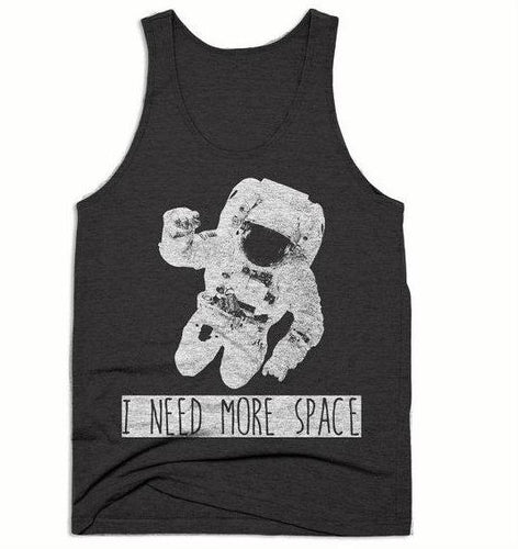 I Need More Space Mens Tank Top