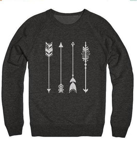 Arrow Crewneck Sweater