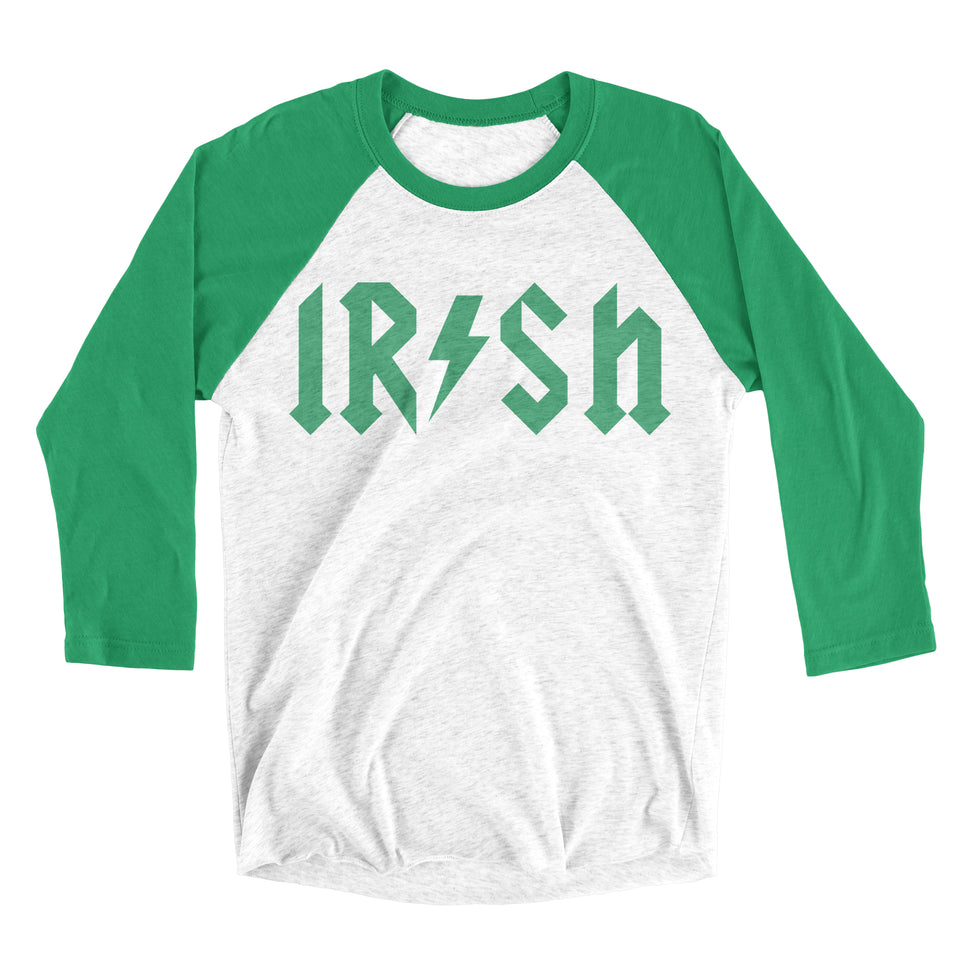 IRISH Rock Unisex Raglan Tee