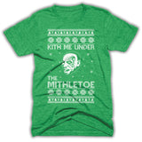 Kith Me Under The Mithletoe Mens Shirt