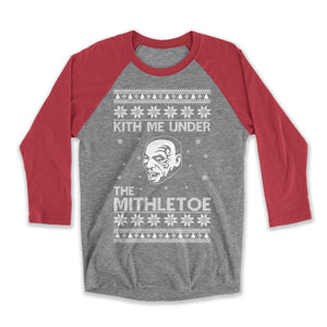 mike Tyson christmas shirt