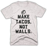 Make Tacos Not Walls Mens Shirt