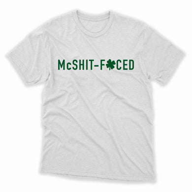 McShit-Faced Mens Shirt