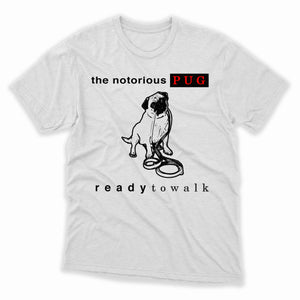 The Notorious PUG Mens Shirt
