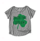 womens st patricks day shirt
