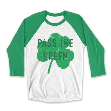 pass the green shirt
