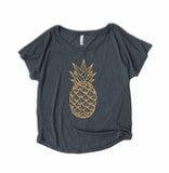 womens pineapple shirt