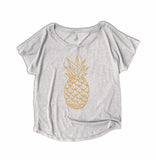 Pineapple Womens Shirt