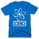 vintage science shirt