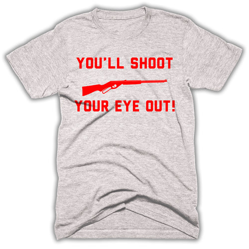 red Ryder BB gun shirt