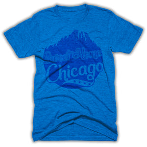 sweet home Chicago shirt